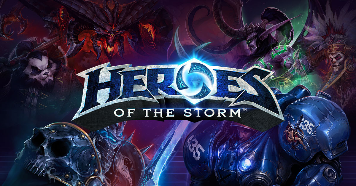 Heroes Of The Storm Backgrounds on Wallpapers Vista