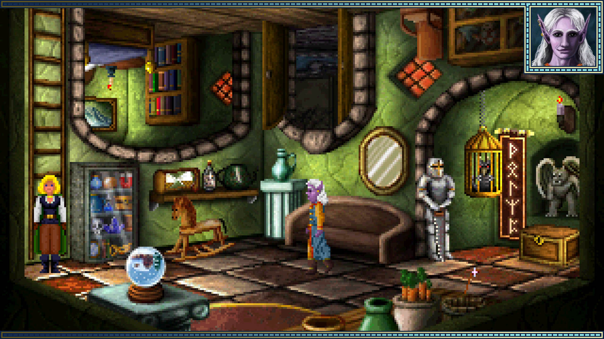 Heroine's Quest: The Herald Of Ragnarok Backgrounds, Compatible - PC, Mobile, Gadgets| 1920x1080 px