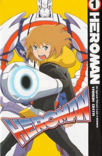 Images of Heroman | 329x500