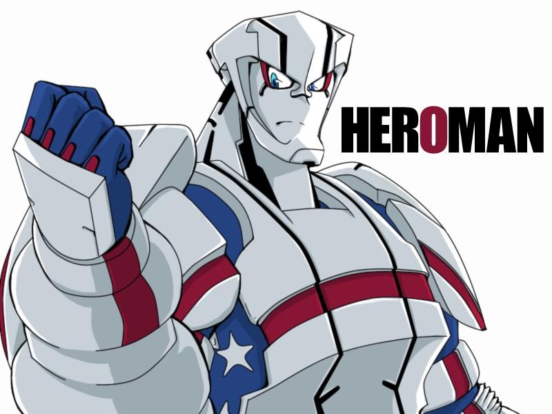 Heroman #3