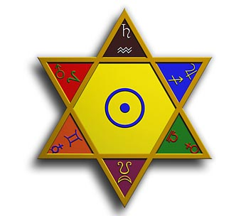 Images of Hexagram | 346x304
