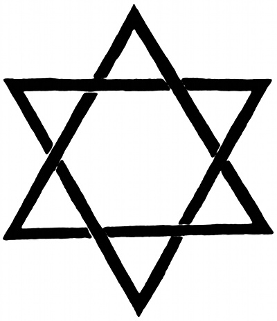 Images of Hexagram | 400x464