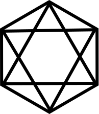 194x223 > Hexagram Wallpapers
