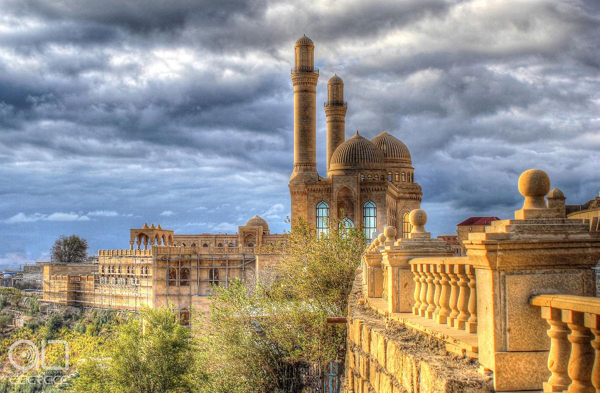 Heydar Mosque #1