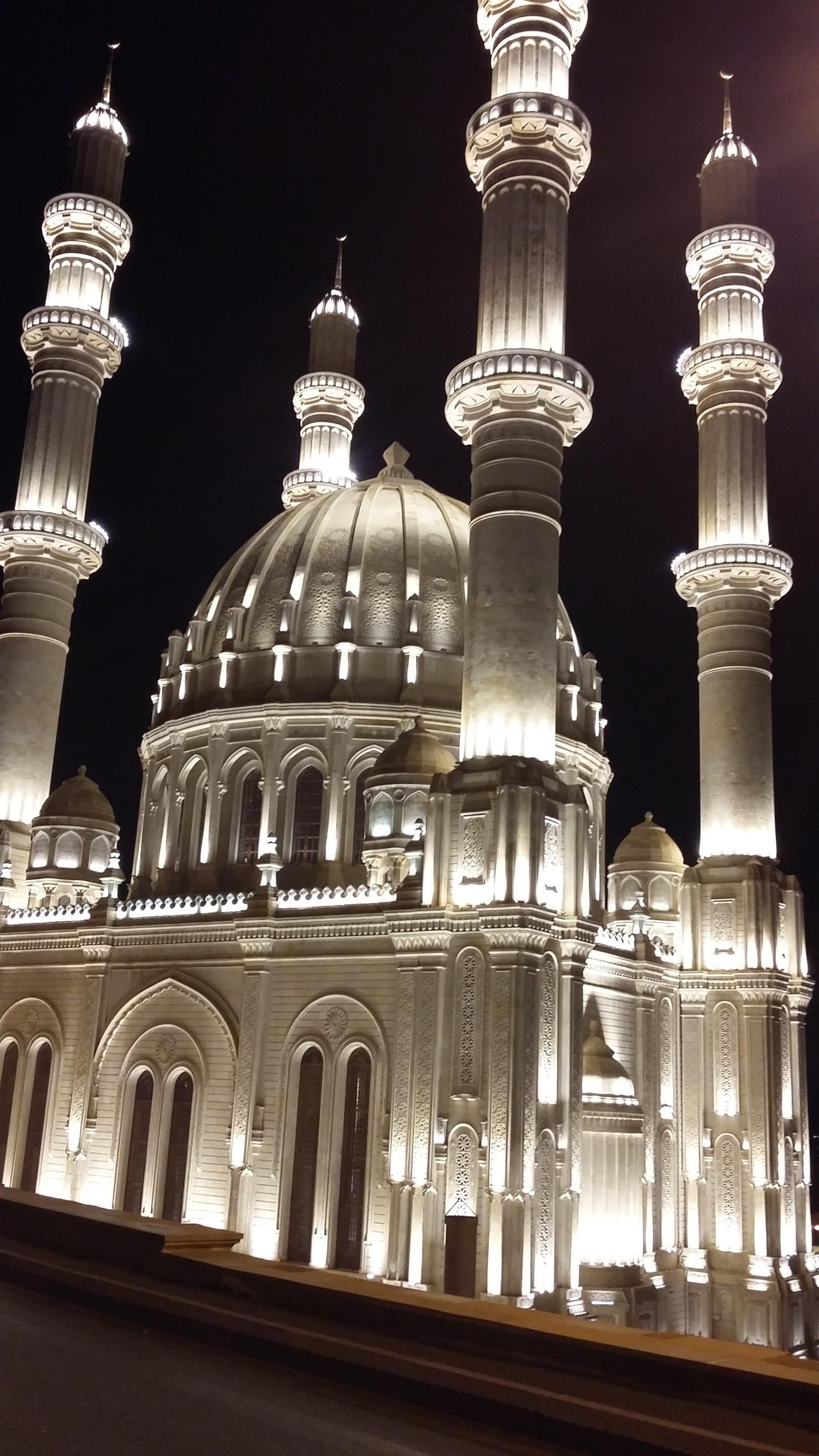 Heydar Mosque #4