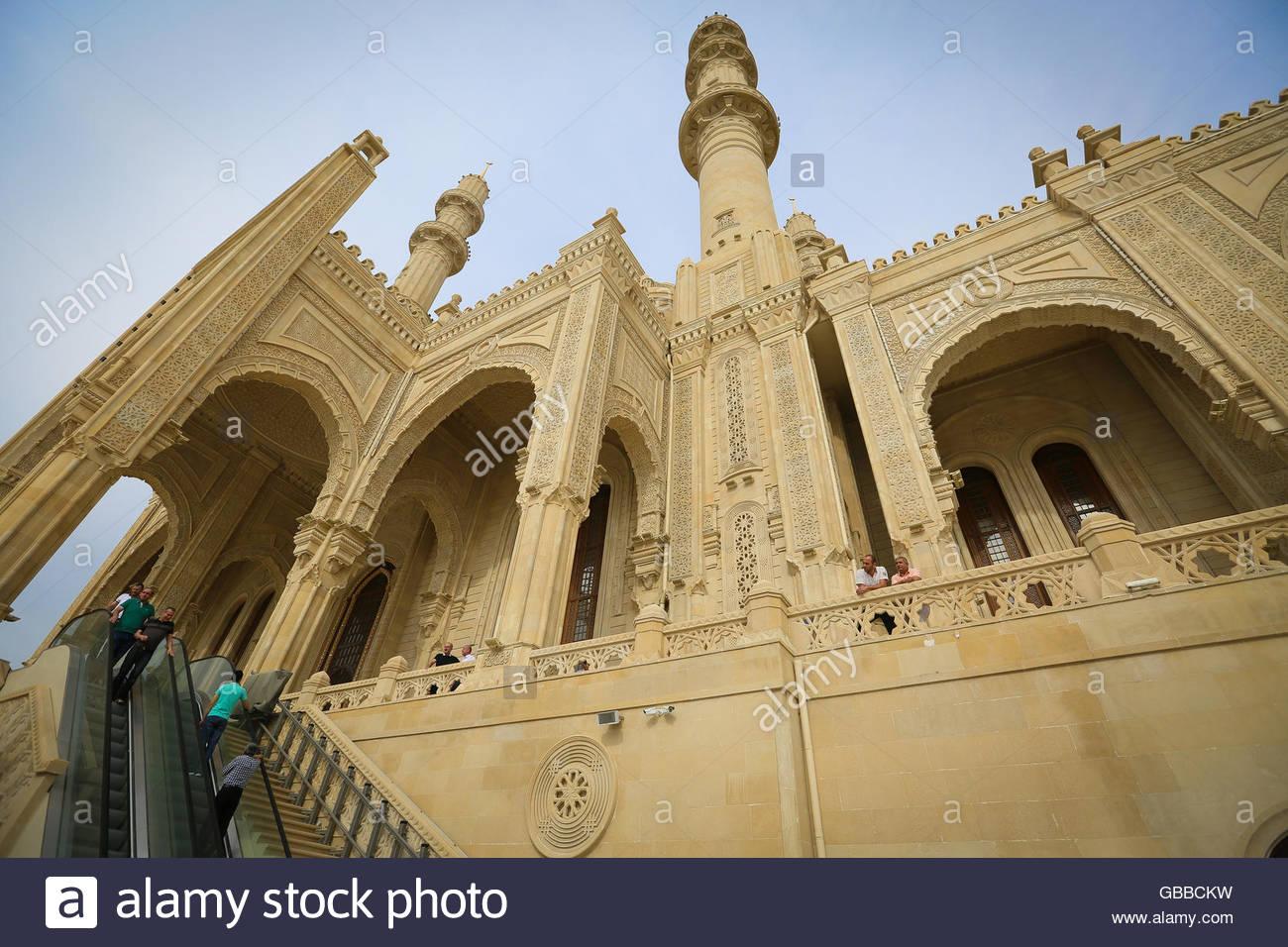 Heydar Mosque #3