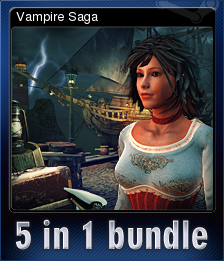 Hidden Object Bundle 5 In 1 Pics, Video Game Collection