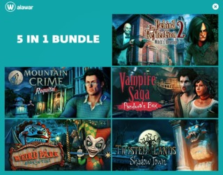 Images of Hidden Object Bundle 5 In 1 | 320x251