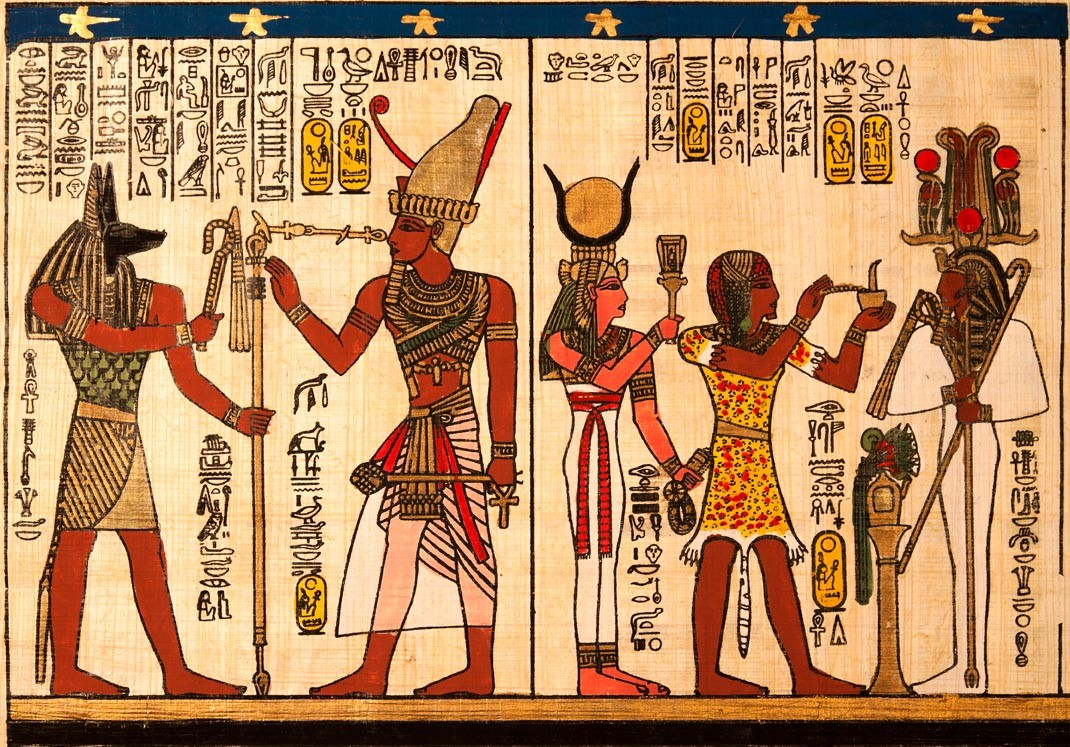 High Resolution Wallpaper | Hieroglyphs 1070x747 px