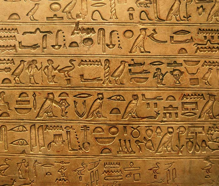 High Resolution Wallpaper | Hieroglyphs 700x595 px