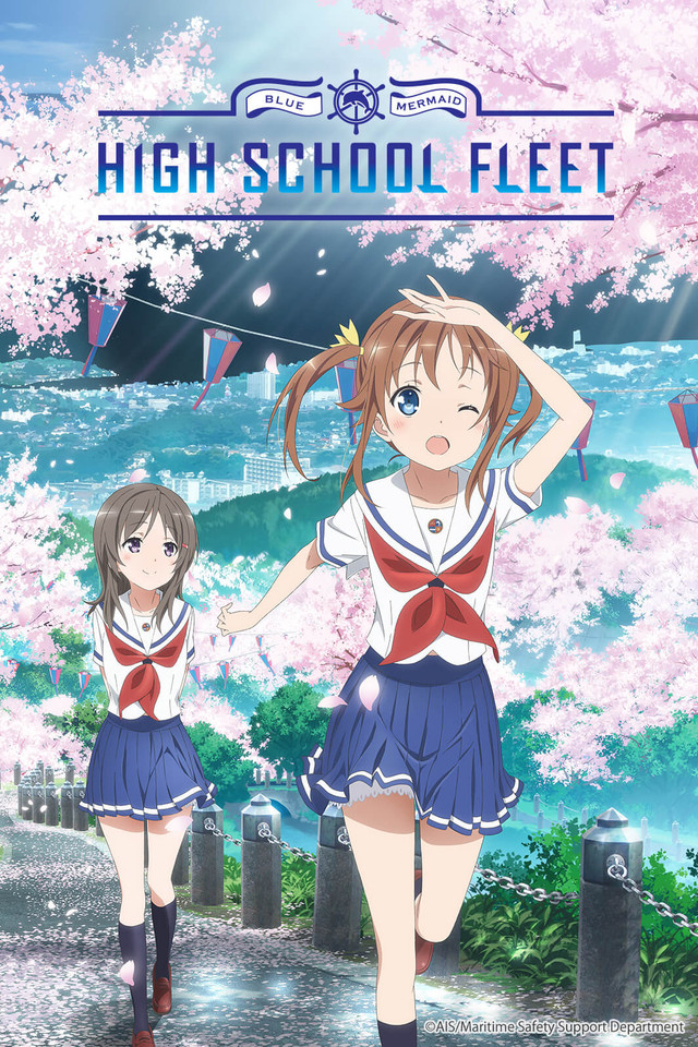 HD Quality Wallpaper | Collection: Anime, 640x960 High School Fleet
