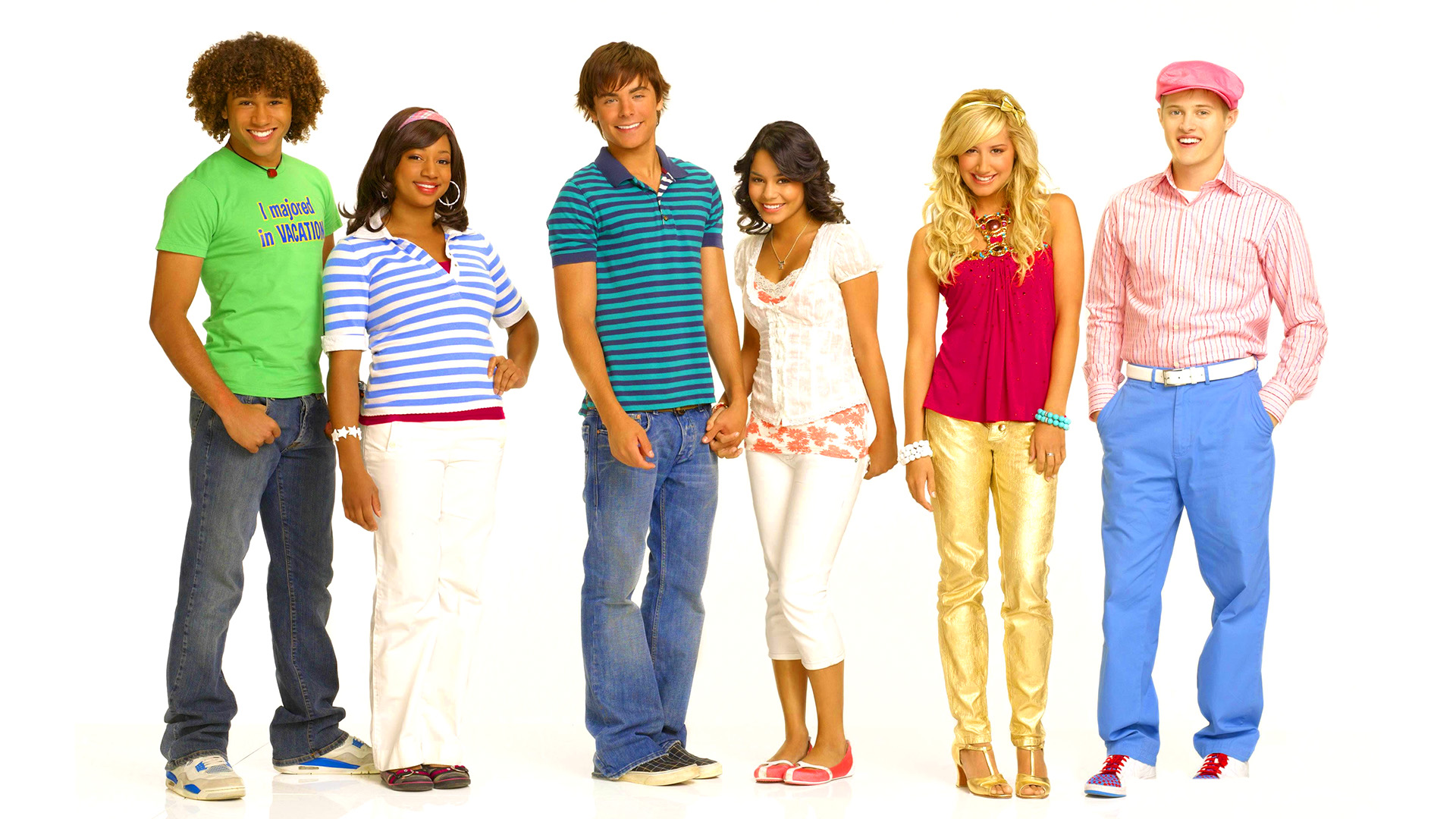High School Musical 2 High Quality Background on Wallpapers Vista