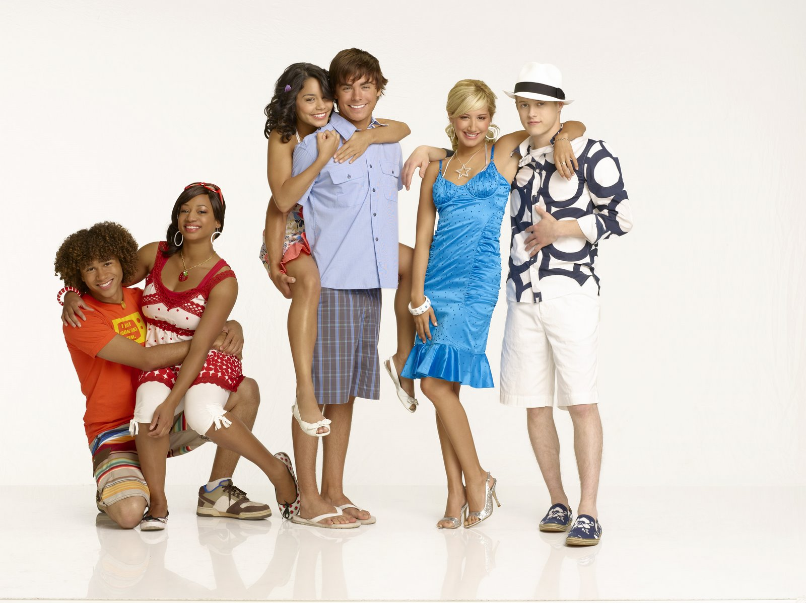 1600x1198 > High School Musical 2 Wallpapers