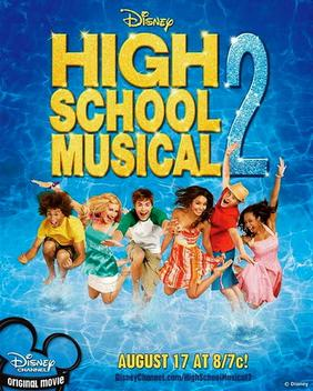 Nice Images Collection: High School Musical 2 Desktop Wallpapers