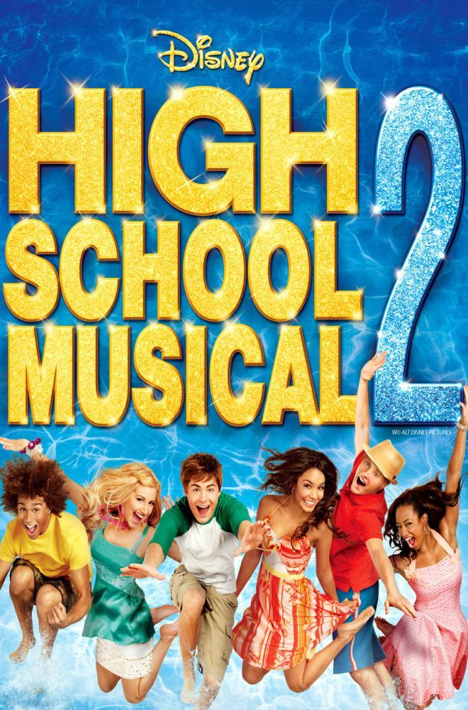 Nice wallpapers High School Musical 2 660x1000px