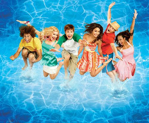 HD Quality Wallpaper | Collection: Movie, 500x412 High School Musical 2