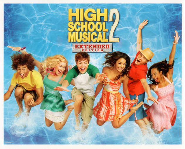High School Musical 2 Backgrounds on Wallpapers Vista