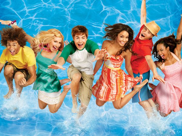 HD Quality Wallpaper | Collection: Movie, 600x450 High School Musical 2