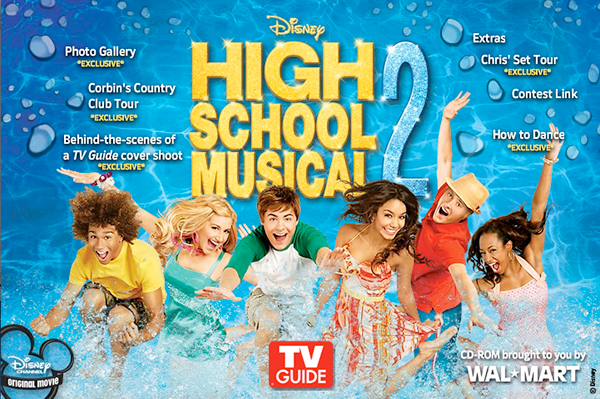 Images of High School Musical 2 | 600x399