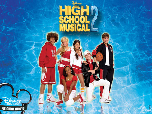 HQ High School Musical 2 Wallpapers | File 173.6Kb