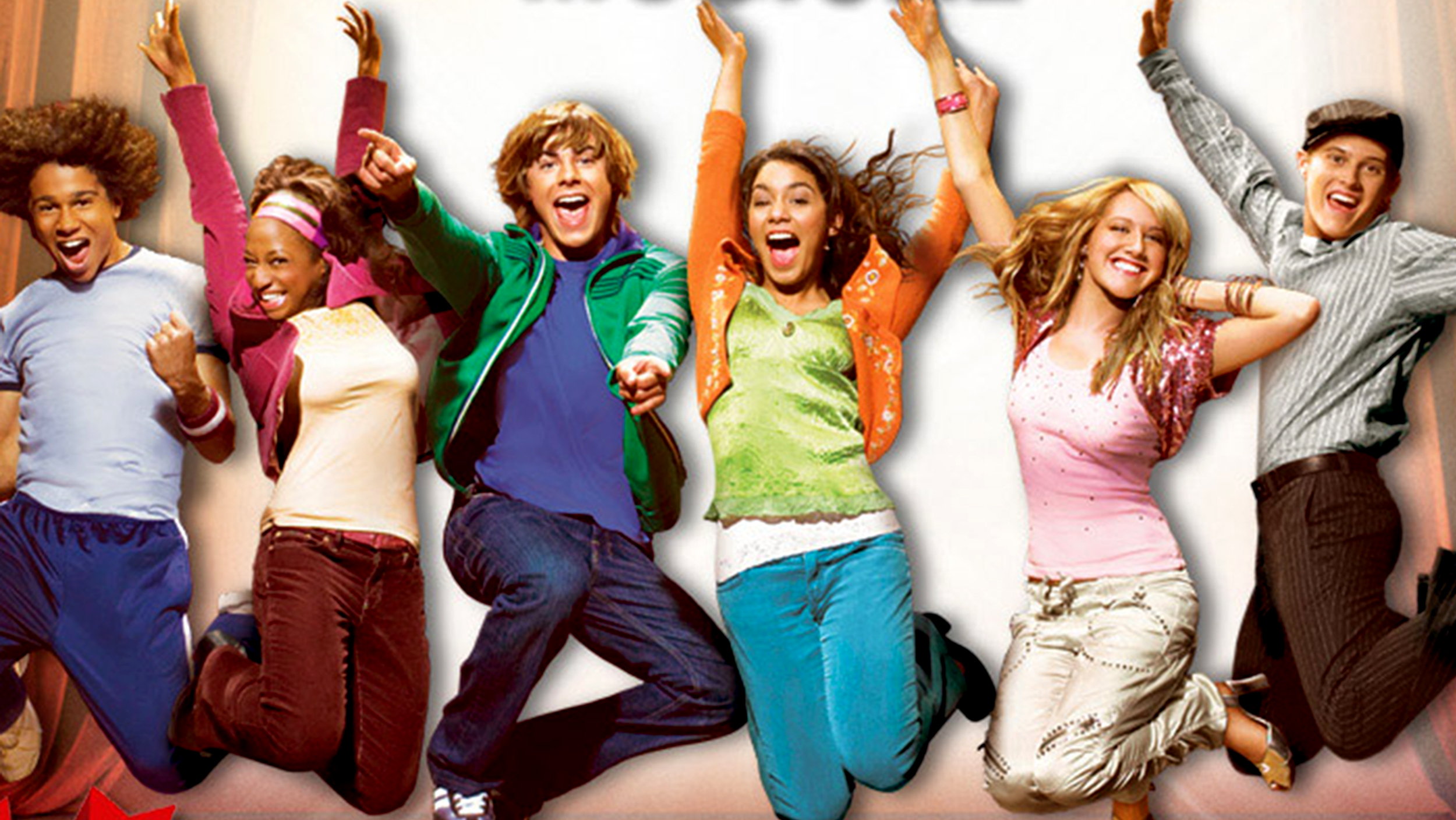 Nice Images Collection: High School Musical Desktop Wallpapers