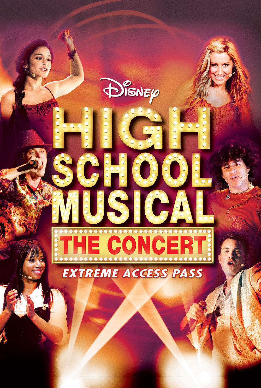Nice wallpapers High School Musical 1000x1487px