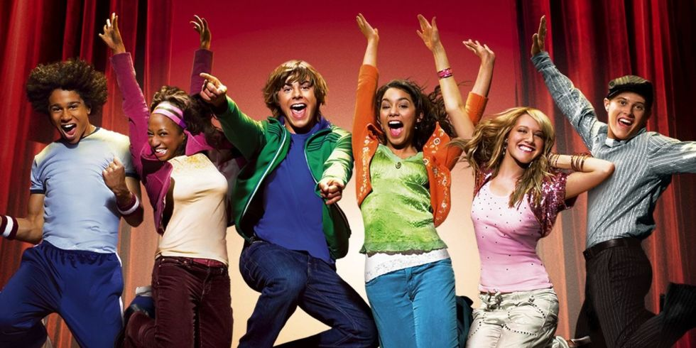 Nice wallpapers High School Musical 980x490px