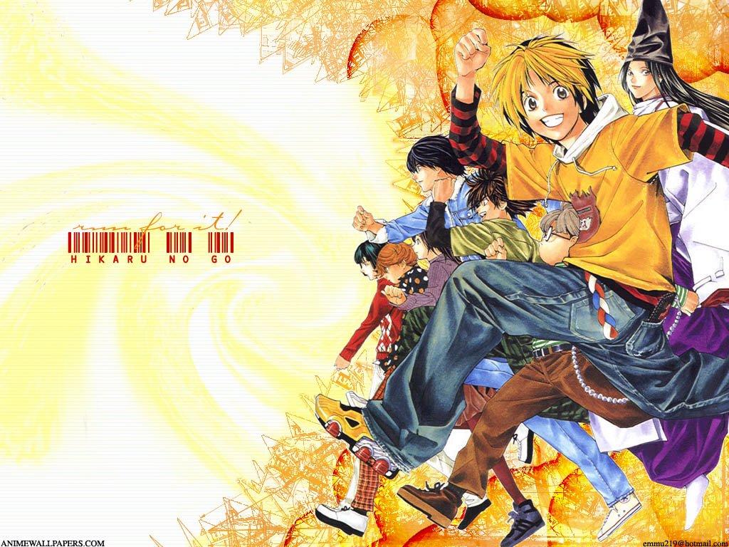 Hikaru No Go Backgrounds on Wallpapers Vista