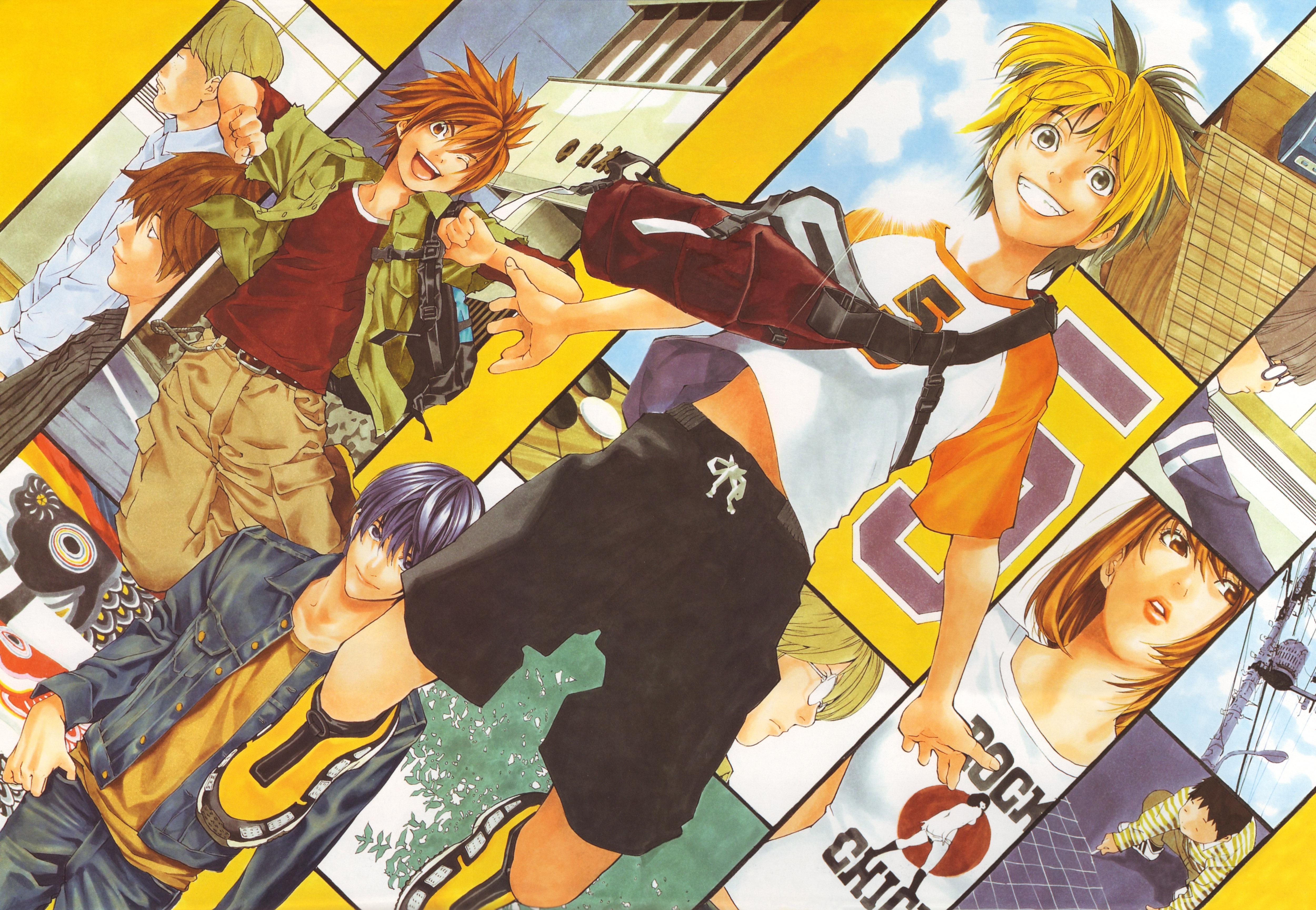 HD Quality Wallpaper | Collection: Anime, 5000x3458 Hikaru No Go