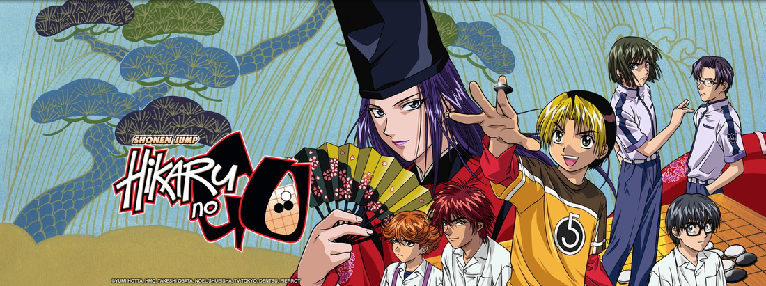 Hikaru No Go Pics, Anime Collection