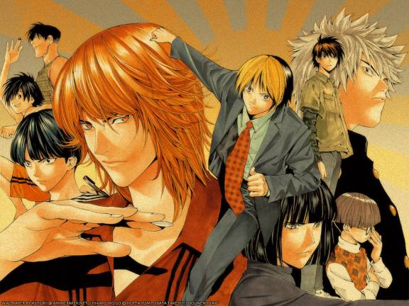 HD Quality Wallpaper | Collection: Anime, 576x432 Hikaru No Go