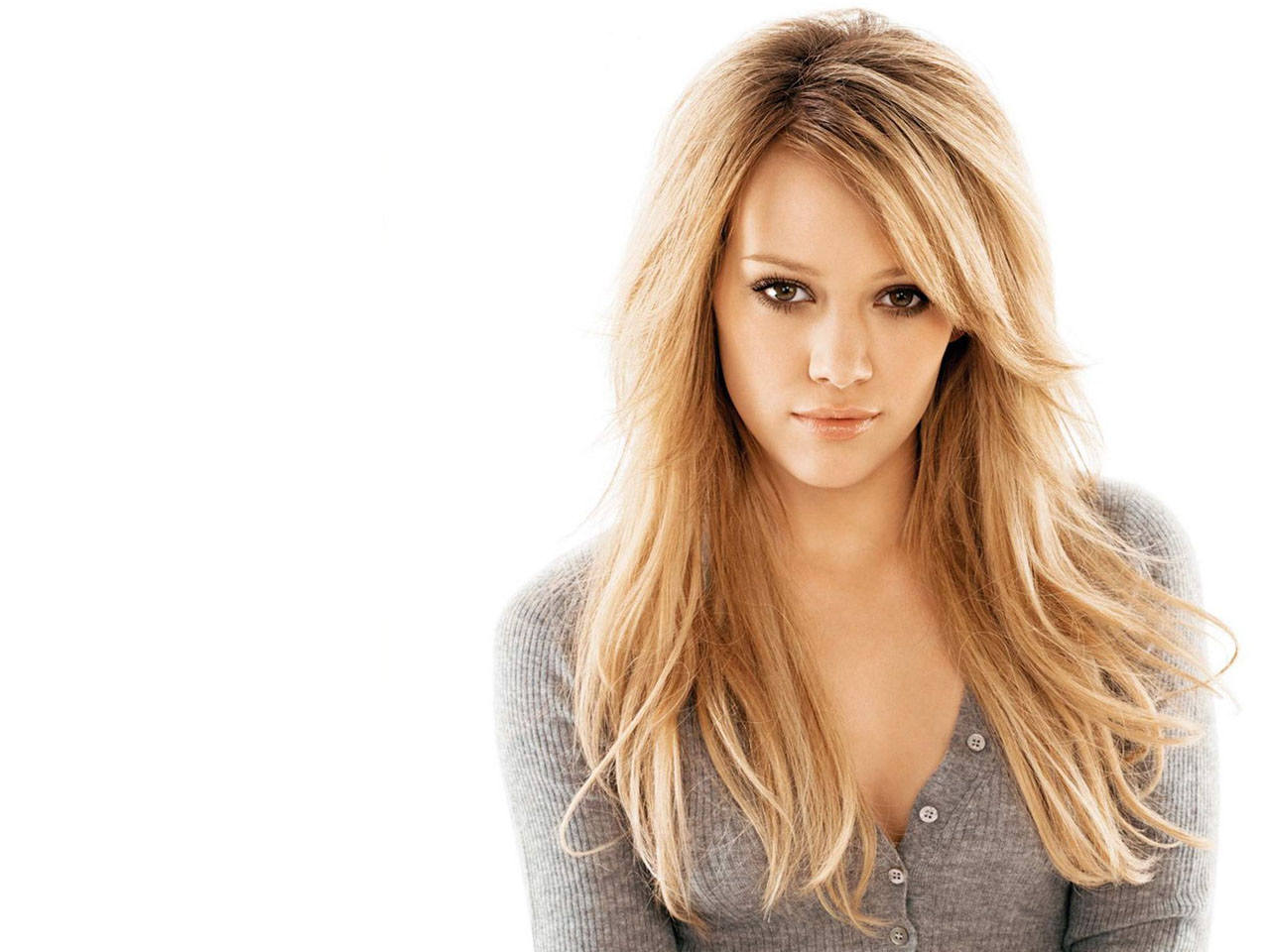 Nice Images Collection: Hilary Duff Desktop Wallpapers