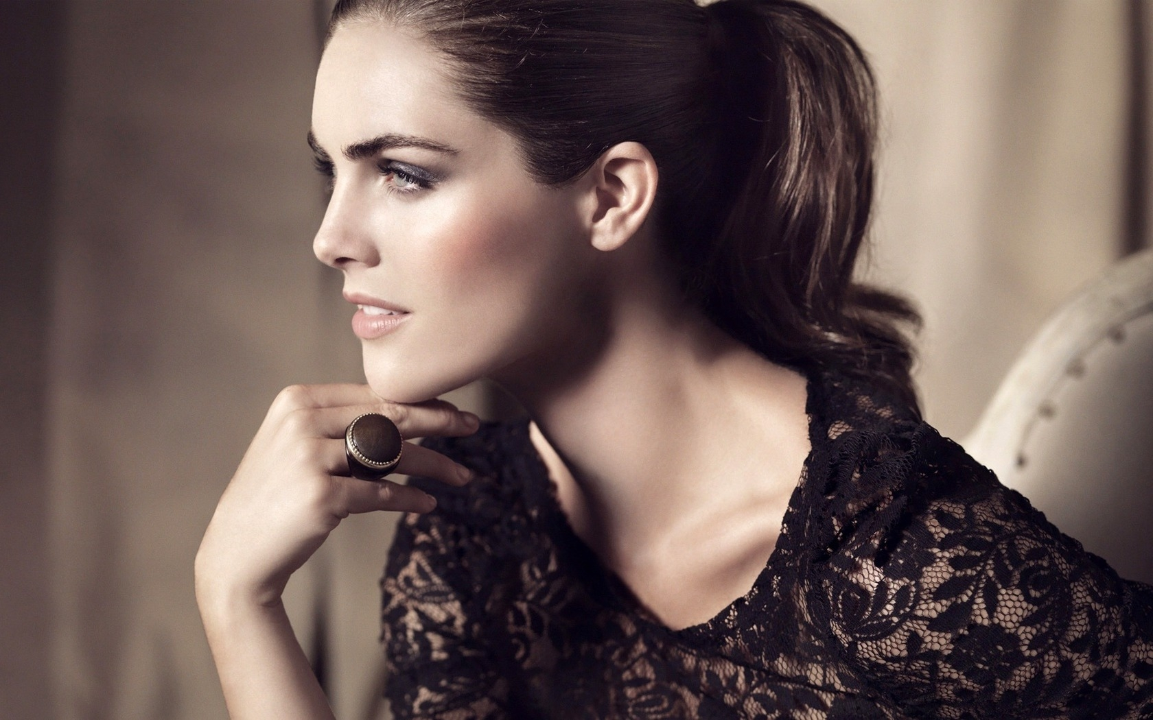 Hilary Rhoda Backgrounds, Compatible - PC, Mobile, Gadgets  1680x1050 px