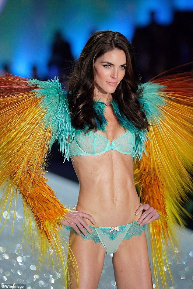 Nice Images Collection: Hilary Rhoda Desktop Wallpapers