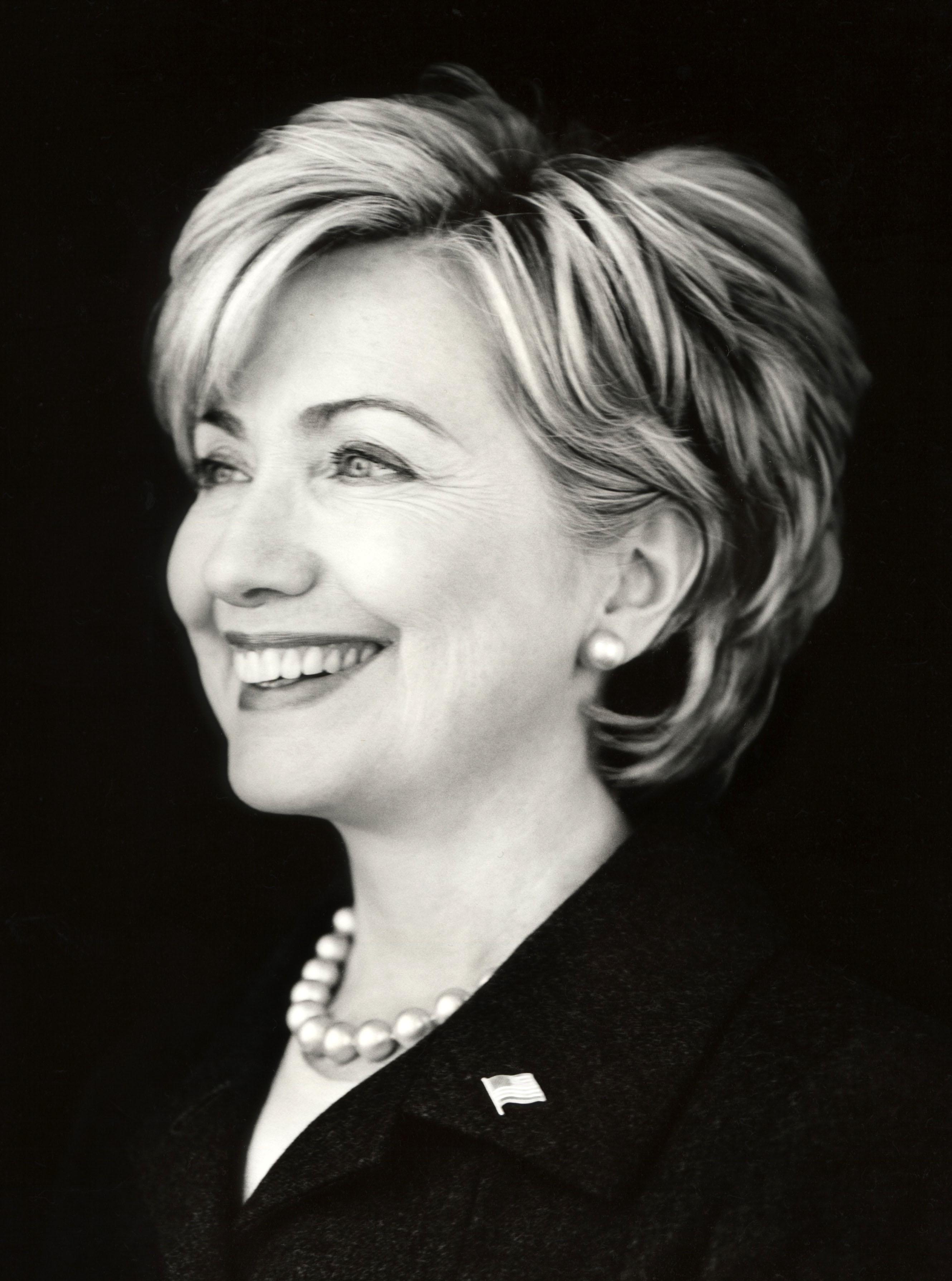 Hillary Rodham Clinton Pics, Celebrity Collection
