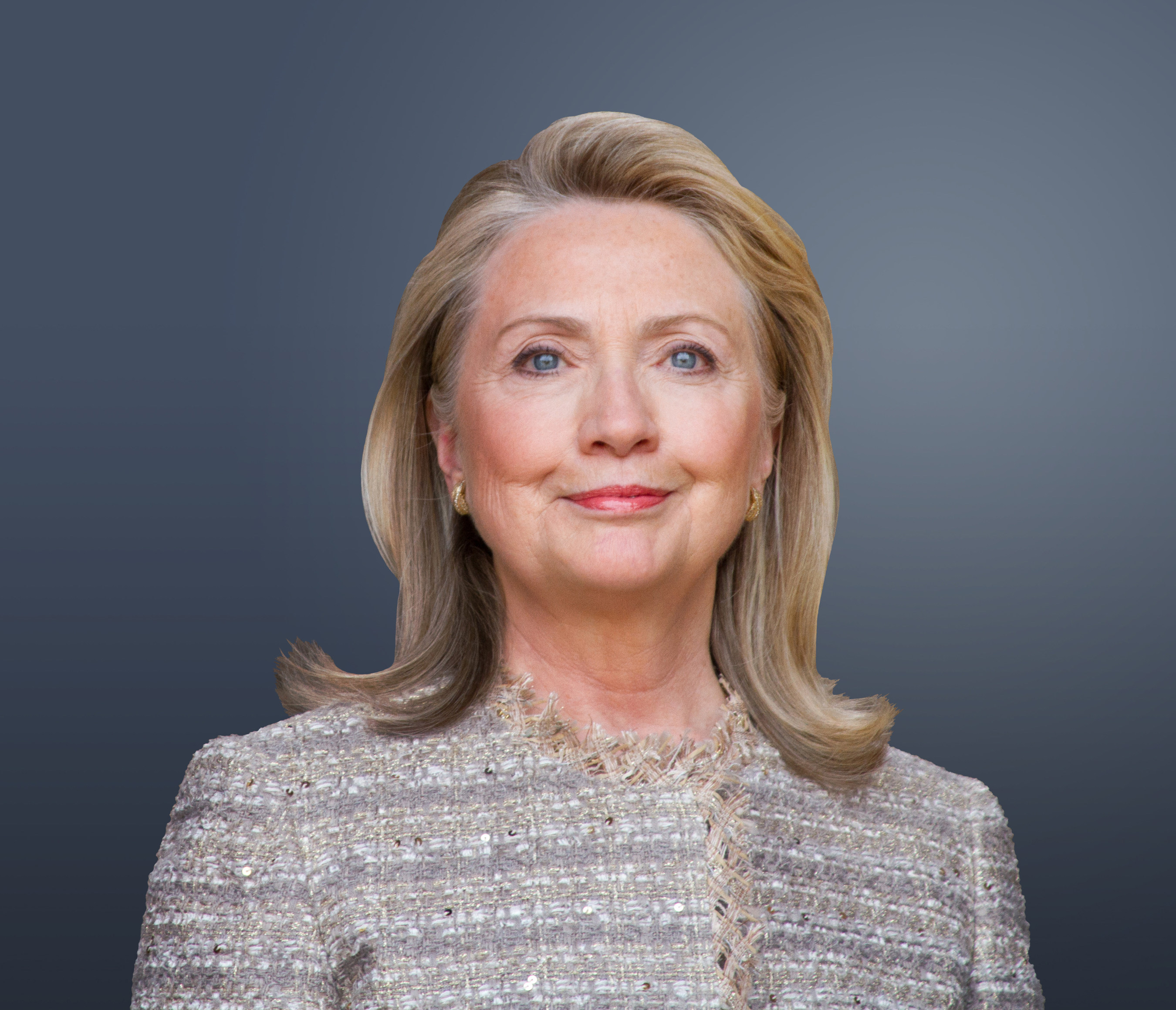 Nice Images Collection: Hillary Rodham Clinton Desktop Wallpapers