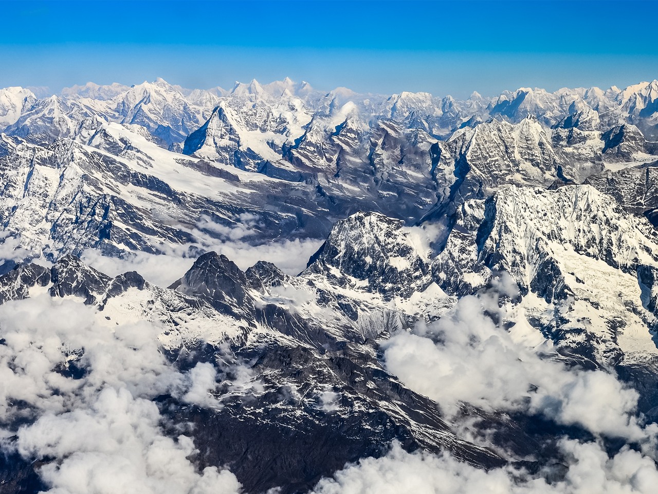 High Resolution Wallpaper | Himalayas 1280x960 px