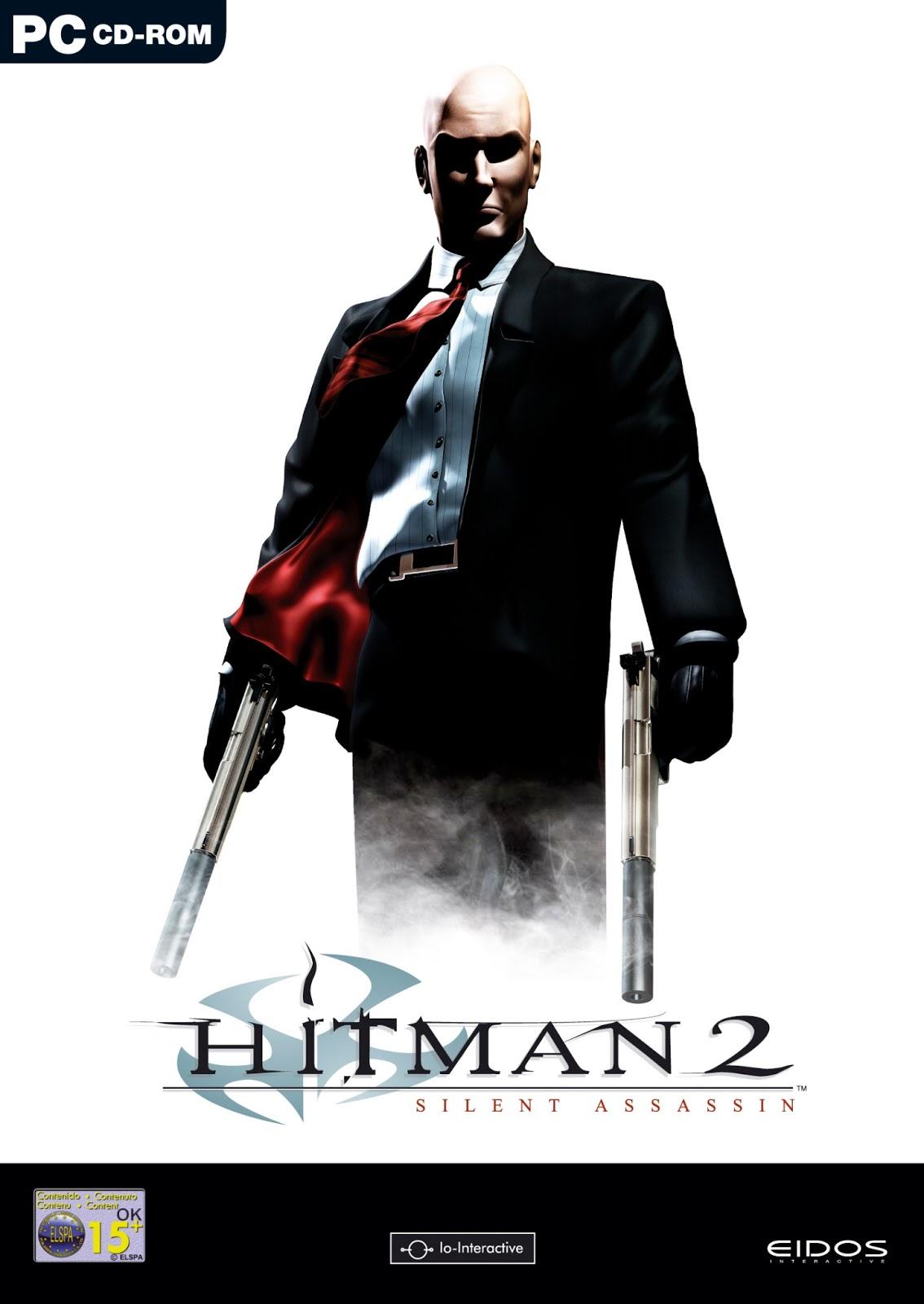 Nice wallpapers Hitman 2: Silent Assassin 1134x1600px