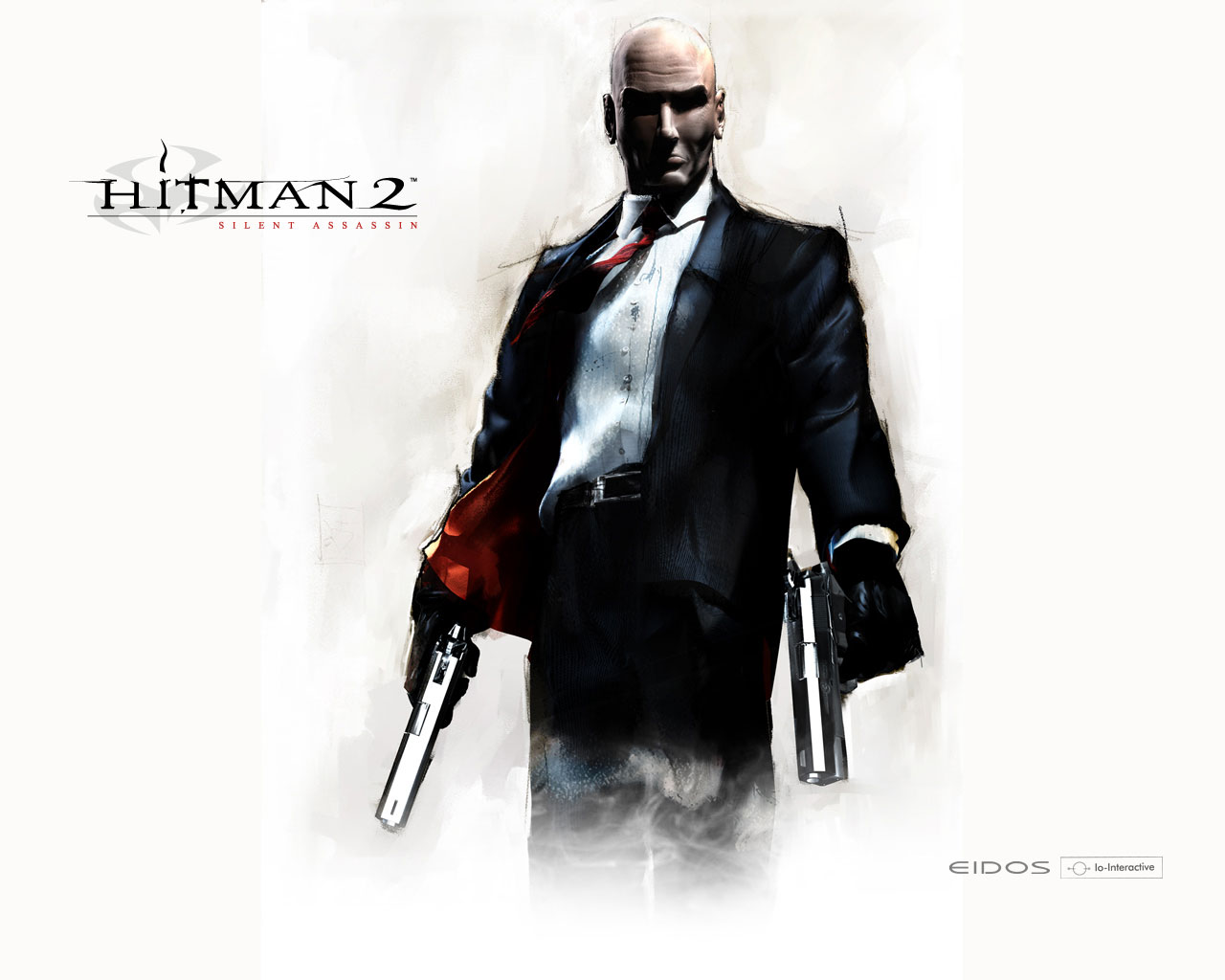 Nice wallpapers Hitman 2: Silent Assassin 1280x1024px