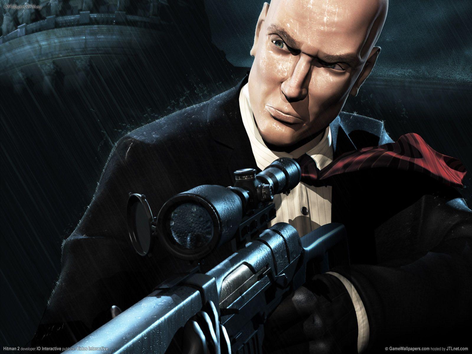 Hitman 2: Silent Assassin Backgrounds, Compatible - PC, Mobile, Gadgets| 1600x1200 px