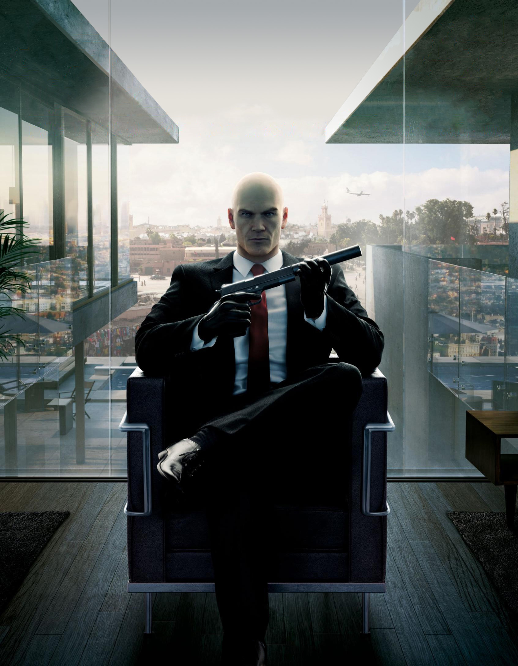 HD Quality Wallpaper | Collection: Video Game, 1693x2176 Hitman (2016)