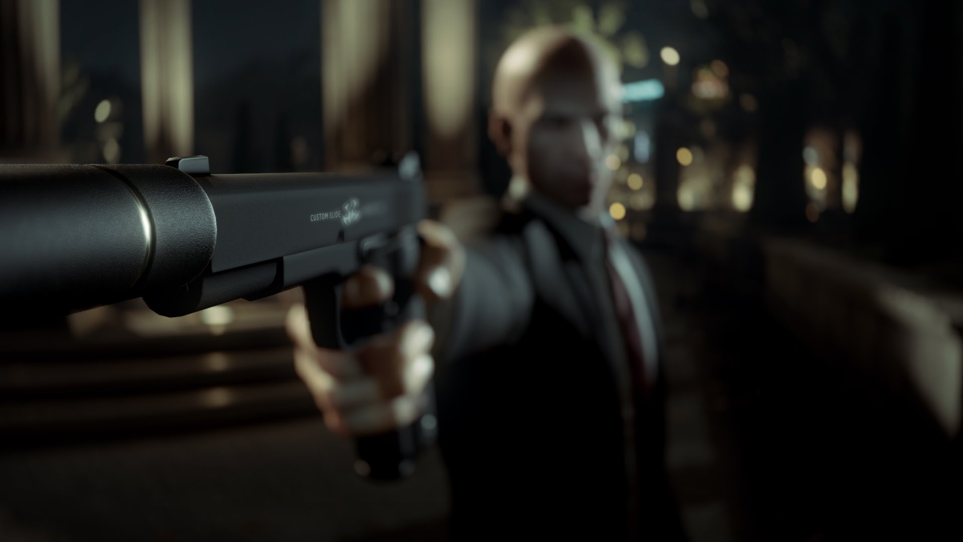 HD Quality Wallpaper | Collection: Video Game, 1920x1080 Hitman (2016)
