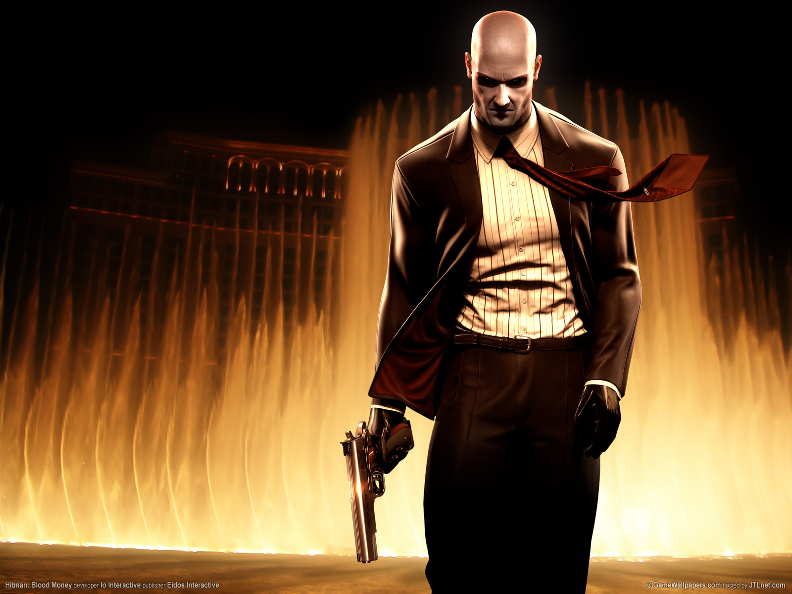 Hitman: Blood Money High Quality Background on Wallpapers Vista