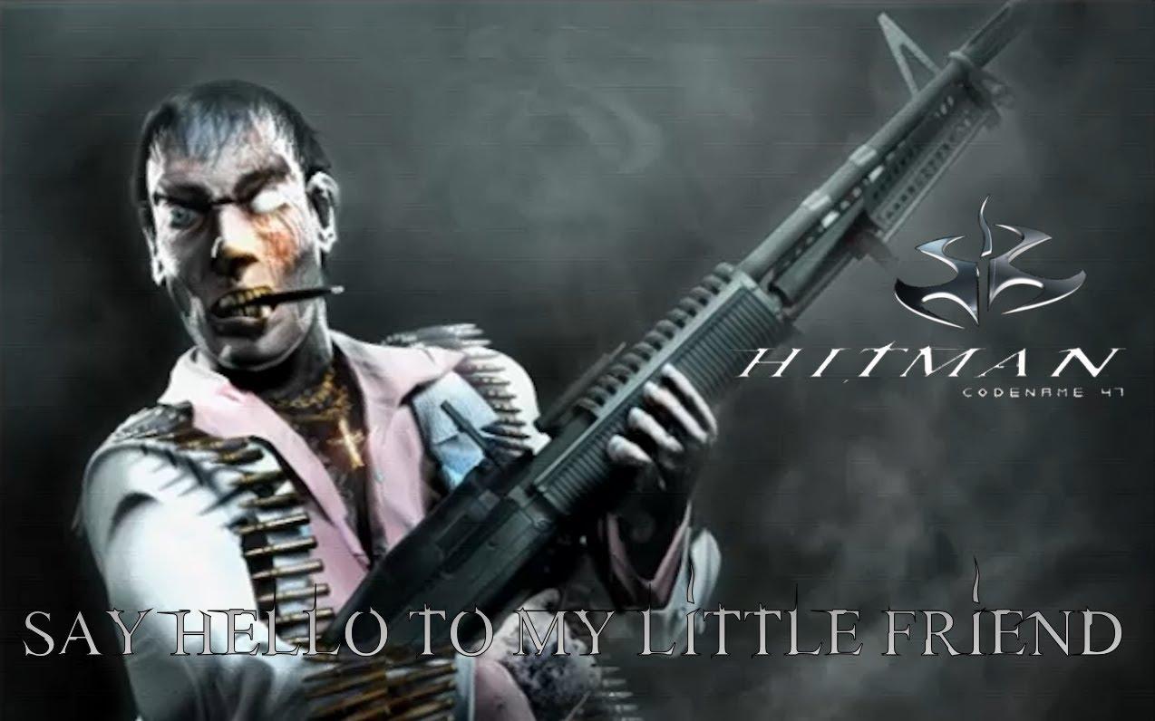 Hitman: Codename 47 Backgrounds, Compatible - PC, Mobile, Gadgets| 1274x796 px