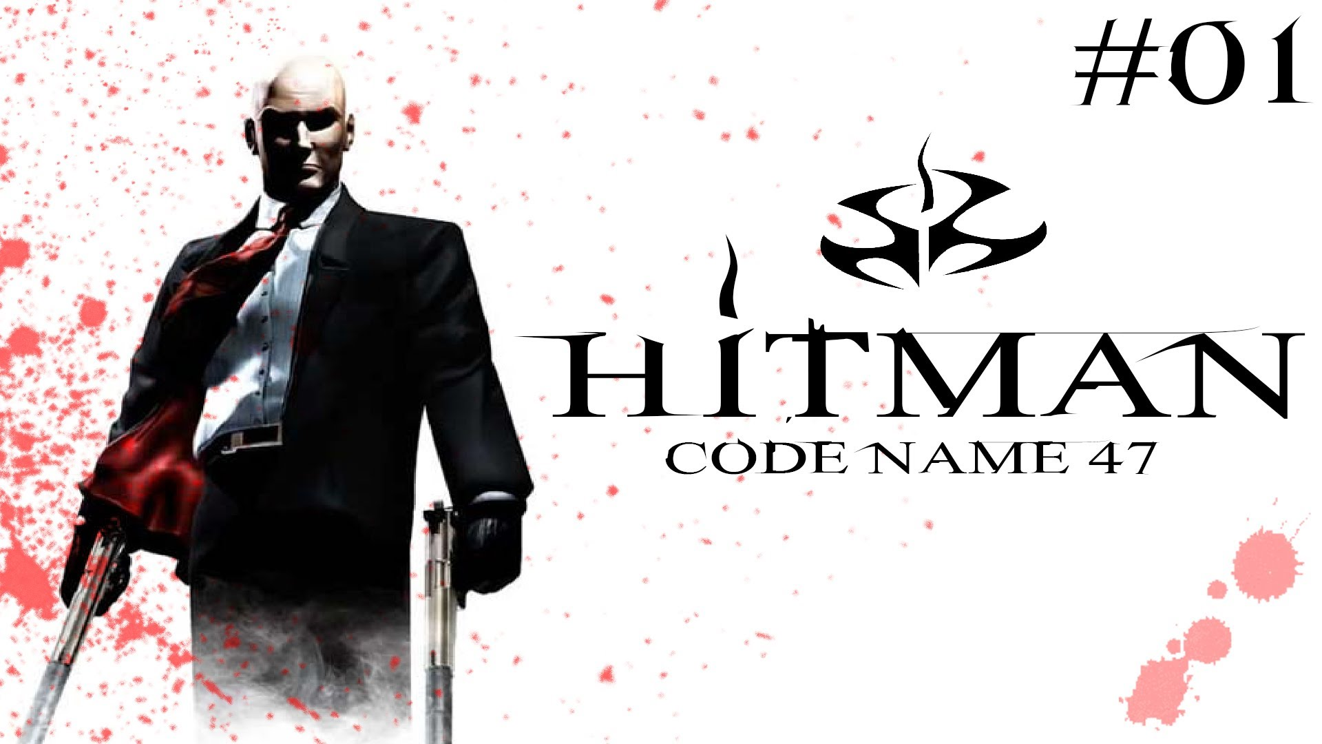 Hitman: Codename 47 High Quality Background on Wallpapers Vista