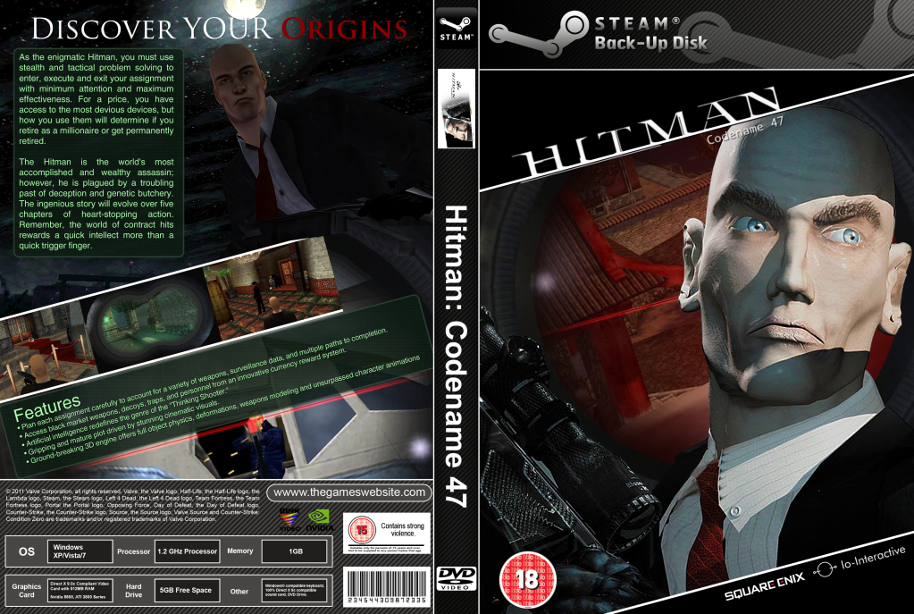 Amazing Hitman: Codename 47 Pictures & Backgrounds