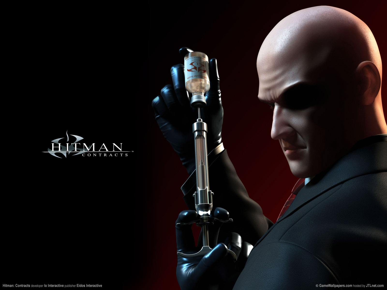 HQ Hitman: Contracts Wallpapers | File 170.29Kb