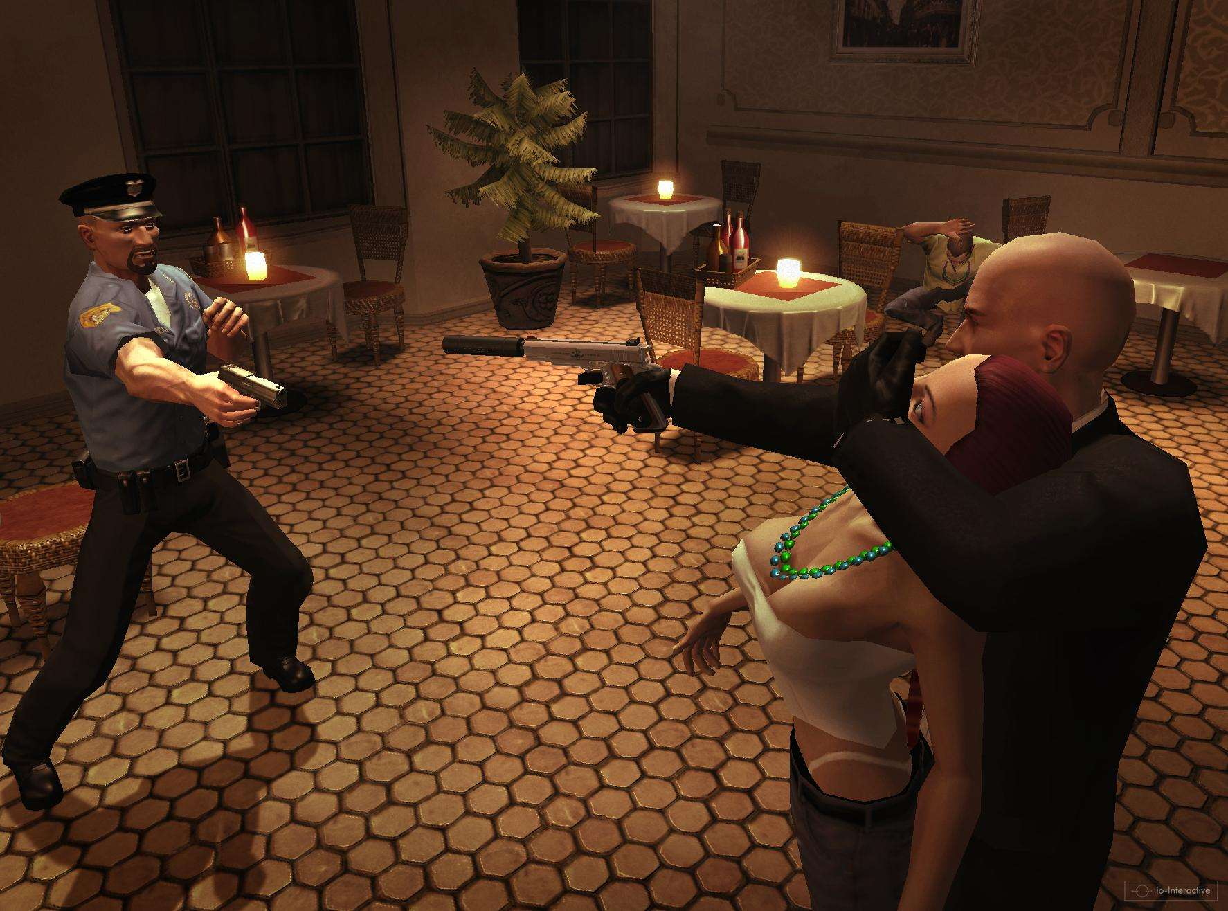 Hitman: Contracts High Quality Background on Wallpapers Vista