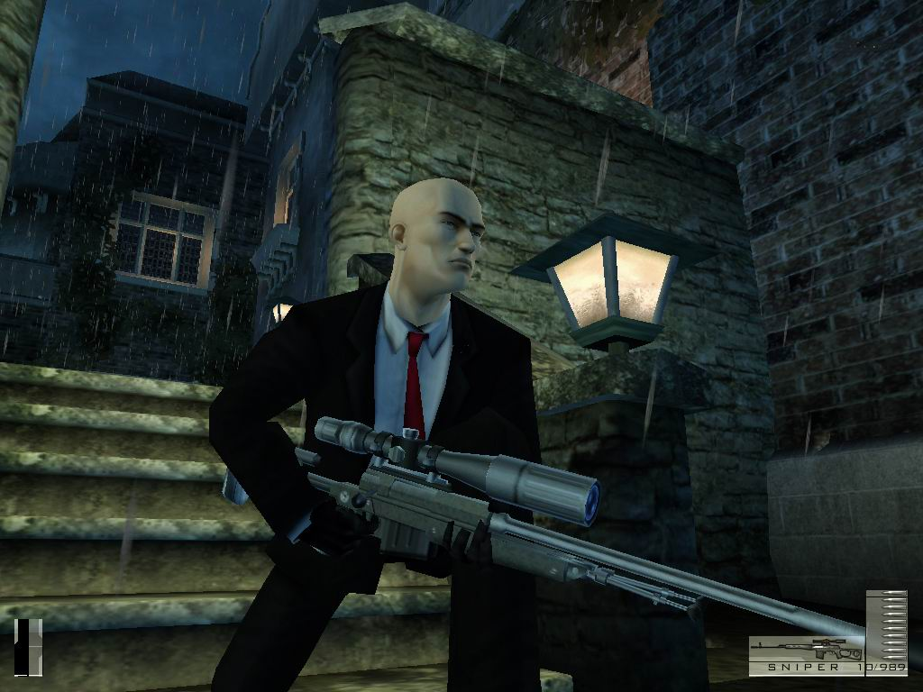Hitman: Contracts Backgrounds on Wallpapers Vista