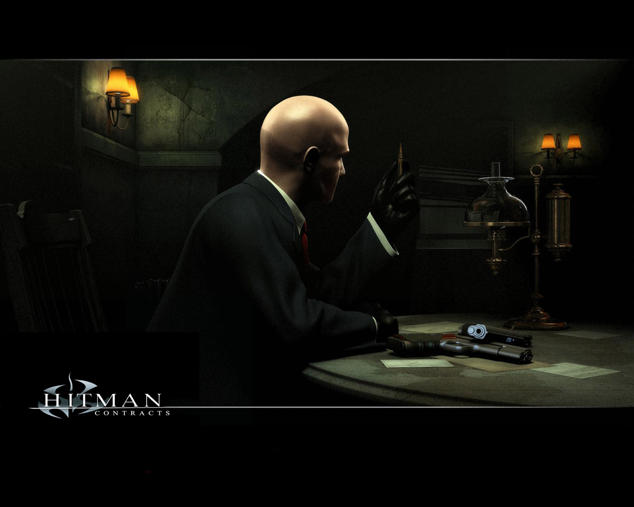 Nice wallpapers Hitman: Contracts 1280x1024px